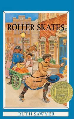 Book cover: Roller skates
