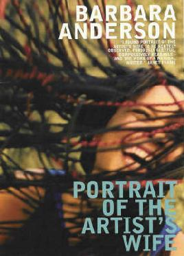 cover of Portrait of the artist's wife