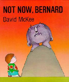 Cover of Not Now Bernard