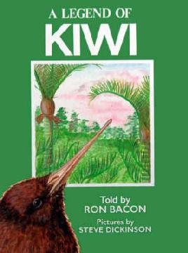 Book cover of A Legend of Kiwi