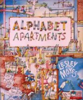 Cover of Alphabet Apartments