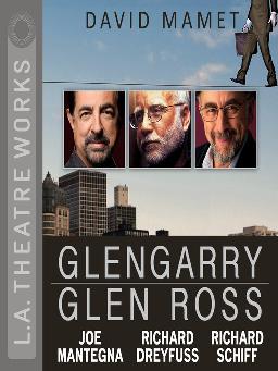 Cover of Glengarry Glen Ross