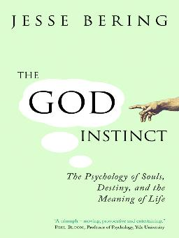 Cover ot The God instinct