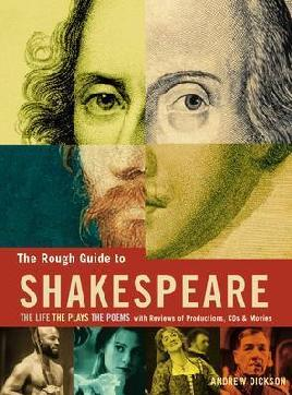 Catalogue link for The rough guide to Shakespeare