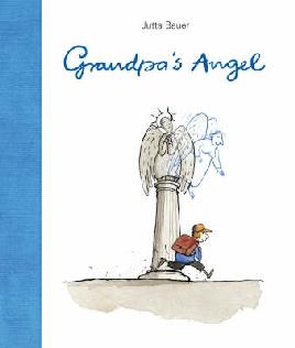 Cover: Grandpa's Angel by Jutta Bauer