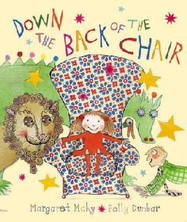 Book Cover of Down The Back of the Chair
