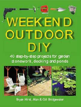 Cover of Weekend Outdoor DIY