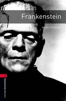 Cover of Frankenstein by Mary Shelley