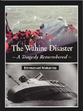 Book cover of the wahine disaster