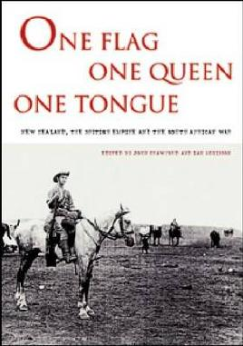 Cover of One Flag, One Queen, One Tongue
