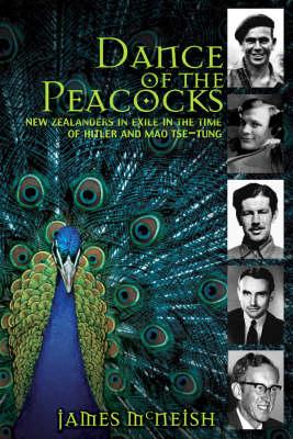 Cover of Dance of the Peacocks