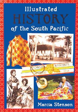Cover of Illustrated History of the South Pacific