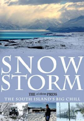 Cover of Snow Storm