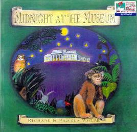 Book Cover of Midnight at the Museum