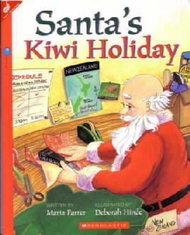 Cover: Santa's Kiwi Holiday