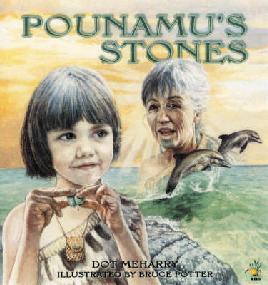Book Cover of Pounamu's Stones