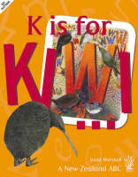 Book Cover of K is for Kiwi