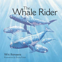 Book Cover of The Whale Rider