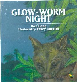 Book Cover of Glow-Worm Night