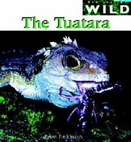 Cover of The Tuatara