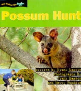 Book Cover of Possum Hunt