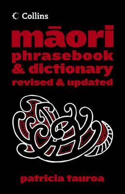 Cover of Maori phrasebook and dictionary