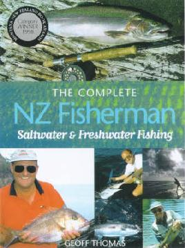 Cover of The complete New Zealand fisherman