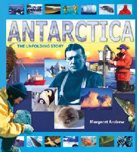 Book Cover of Antarctica