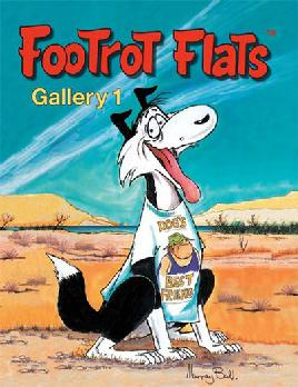Cover of Footrot Flats Gallery One