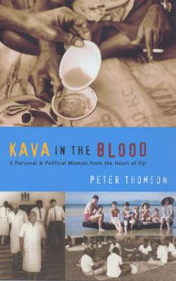 Cover of Kava in the blood