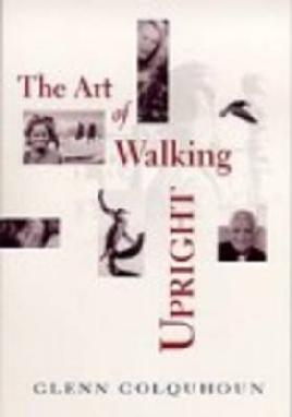 Cover of The art of walking upright