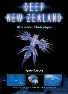 Cover of Deep New Zealand