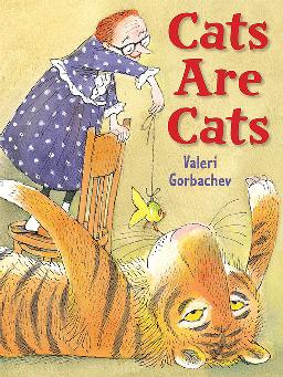 Cover image for Cats Are Cats