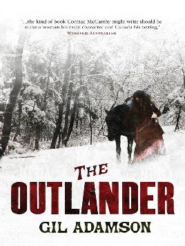 Cover image for The Outlander