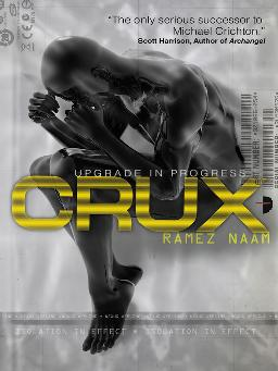 Cover image for Crux