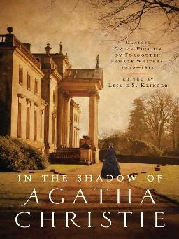 In the Shadow of Agatha Christie cover