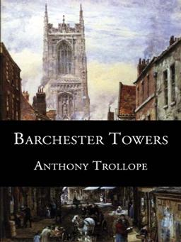 Cover of Barchester Towers