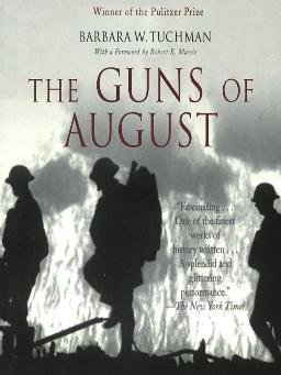 Cover of The Guns of August