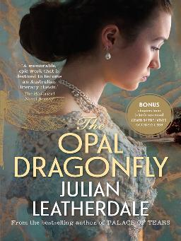 Cover image for The Opal Dragonfly