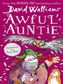 Cover of Awful Auntie