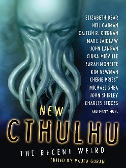 Cover of New Cthulhu