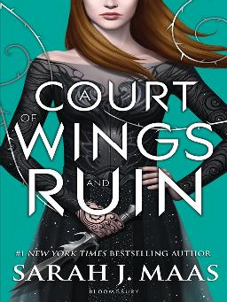 Cover image for A Court of Wings and Ruin