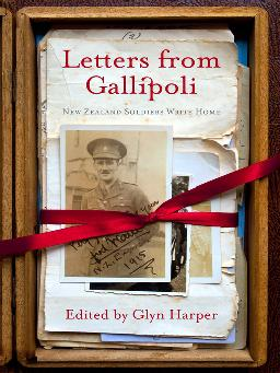 Cover of Letters from Gallipoli