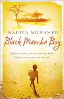 Cover of Black mamba boy