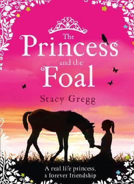 Cover of The princess and the foal