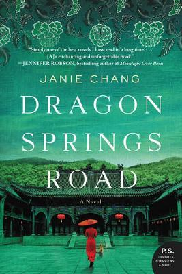 Cover of Dragon Springs Road