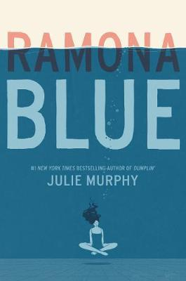 Cover of Ramona Blue by Julie Murphy