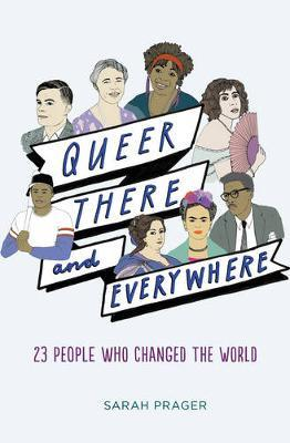 Cover image for Queer, There, and Everywhere