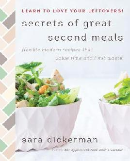 Catalogue link for Secrets of great second meals