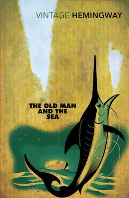 Cover of The old man and the sea